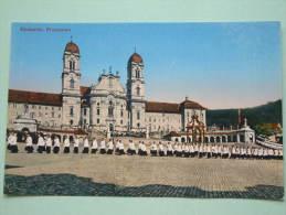Einsiedeln Prozession - Anno 19?? ( Zie Foto Voor Details ) !! - SZ Schwyz