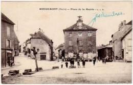 Rougemont - Place De La Mairie - Autres Communes
