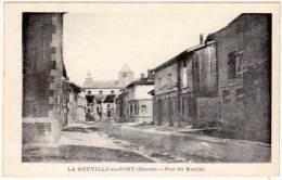 La Neuville Au Pont - Rue Du Moulin - France