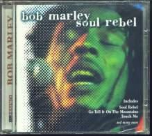 CD - BOB MARLEY - Soul Rebel - - Soul - R&B