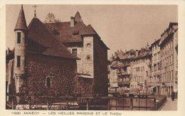 Annecy - Les Vielles Prisons Et Le Thiou  --.  Prison.   France     S-421 - Prison