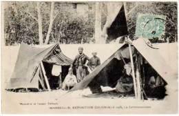 Marseille, Exposition Coloniale, La Cartomancienne - Expositions Coloniales 1906 - 1922