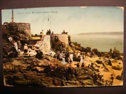 CPA Weston-super-Mare (England / Geat Britain) - Anchor Head 1912 - Weston-Super-Mare