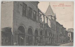 Romania - Arad -  Strada Scoala De Fete Weitzer Janos - Romania