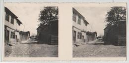 Bulgaria - Historical Romania - Turtucaia - Tutrakan - Stereoscopic Photo 125x60mm - Stereoscopische Kaarten