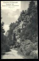 Cpa  Du  Luxembourg Environs D´ Echternach  Eszbachter Thal  Rochers De Pérékop , Pérékop Felsen   HRT14 - Echternach