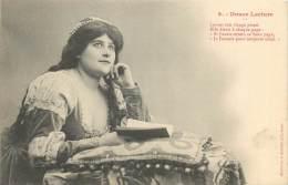 Réf : Z-13-548 : Edition Bergeret éditeur à Nancy  :  Douce Lecture - Cartes Postales