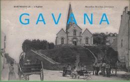78 SARTROUVILLE - L'église - Sartrouville
