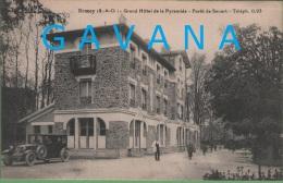 91 BRUNOY - Grand Hotel De La Pyramide - Foret De Sénart - Brunoy
