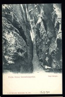 Cpa  Du  Luxembourg Petite Suisse  Luxembourgeoise Sept Gorges     HRT14 - Cartes Postales