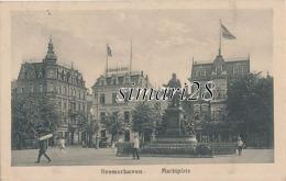 BREMERHAVEN - MARKTPLATZ - Bremerhaven