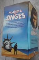 Coffret Cassette Intégral La Planéte Des Singes - Ciencia Ficción Y Fantasía
