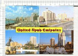 UNITED ARAB EMIRATES  -    4 Vues - Emirats Arabes Unis