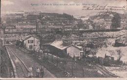 EPINAL Vallon De Saint-Antoine Avril 1903 (Effets De Neige) - Epinal