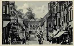 Allemagne -ref A652-  Homburg - Saar   - Carte Bon Etat   - - Saarpfalz-Kreis