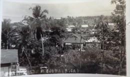 PORT LIMON COSTA RICA CARTE PHOTO N° 5 VUE EN HAUTEUR - Costa Rica