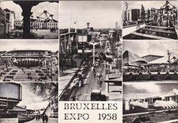 BRUXELLES EXPO 1958 - Exhibitions