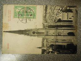 CARTE POSTALE VERS MATADI 1910 VERS CONGO BELGE - Belgian Congo - Other