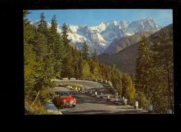 Valle D'Aosta Strada Del Piccolo San Bernardo E Monte Bianco Mont Blanc ( Auto FIAT 600 ) - Italia