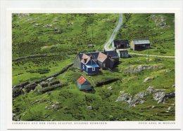 SCOTLAND - AK 183275 Äussere Hebriden - Farmhaus Auf Der Insel Scalpay - Inverness-shire