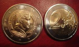 Latvia / Lettonia / Lettland   2014 EURO COIN   2 Euro From Bank Roll - UNC - Lettland