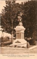 CPA 79 CHATILLON SUR SEVRE  / MONUMENT DES COMBATTANTS - France