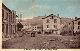 DUNIERES-la Nouvelle Poste - France