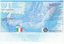 Italia Italie. Coupon Réponse/reply Coupon Doha (CR06). - Entiers Postaux