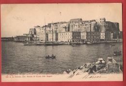 BIT-15  Napoli. Pioneer. Cachets Napoli Et Neuchâtel 1903 - Napoli (Napels)