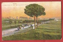 BIT-26 Roma  Via Appia Nuova, Carelli.  Non Circulé - Altri