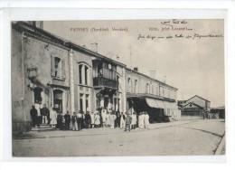 54-2200 PIENNES Cinéma Hopital Cachet De L´Hôpital - Autres Communes