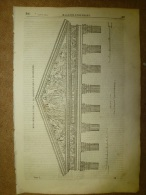 24 Avril 1834 MAGASIN UNIVERSEL :La Madeleine;Au Pôle Nord;Prométhée;Ancien Jeu; Ile De Corail; - Zeitungen