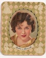 Baba Von Berczik. N° 258. Image 1935 Cigarette Kur Mark. Cigaretten Card Actrice Star Cinéma - Cigarette Cards