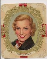 Gertrude Michael. N° 257. Image 1935 Cigarette Kur Mark. Cigaretten Card Actrice Star Cinéma - Cigarettes