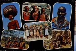 Uganda - East African Tribes - Formato Grande Viaggiata - S - Uganda