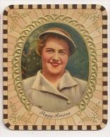Peggy Scriven. N° 213 Image 1935 Cigarette Kur Mark. Cigaretten Card Actrice Star Cinéma - Cigarettes