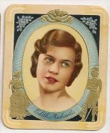 Edith Michaelis. N° 202. Image 1935 Cigarette Kur Mark. Cigaretten Card Actrice Star Cinéma - Cigarette Cards