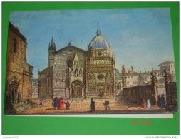 Calendarietto 1993 CAPPELLA CORLEONI In BERGAMO 1843 Giuseppe Berlendis /Grafica / Pubblicitario - Calendari