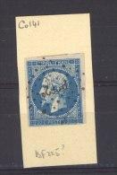FRX 131  -  France  :  Yv 14A  (o)  Ambulant : PCf 2° - 1849-1876: Période Classique