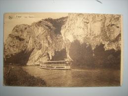 DINANT - FREYR - LES ROCHERS - BATEAU TOURISTE - TARIF AU DOS - DT166 - Dinant