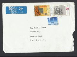 Netherland Nederland 1991 100th Anniversary Of The Dutch Society For Pediatrics Public Libraries Cent, 1992 Airmail - Period 1980-... (Beatrix)