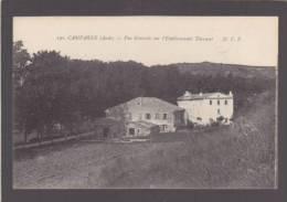 Aude - Campagne-les-Bains - Vue Generale De L'etablissement Thermal - Autres Communes