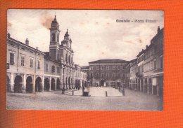 1 Cpa Guastalla Piazza Mazzini - Autres Villes