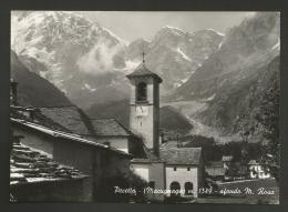 Verbania - Provincia - Pecetto - Macugnaga - Formato Grande - Non Viaggiata - Verbania