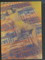NUDO Stereoscopico Cartolina Numero 2  Formato Grande Non Viaggiata - Stereoscopiche