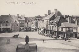 CPA - Sées - La Place De La Mairie - Sees