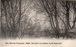 (8)     370. - Marine Française IENA Pendant L'explosion Du 12 Mars 1907 - Warships