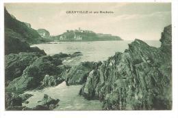 Granville Et Ses Rochers--( Réf.8308) - Granville