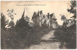 Dépt 29 - NÉVEZ - Château De TAL-MOR En Névez - Névez