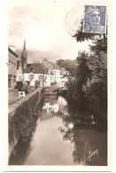 Dépt 29 - PONT-AVEN - (CPSM 9.1x14.2cm) - L'Aven à Travers La Ville - Pont Aven